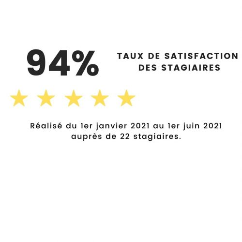 taux satisfaction